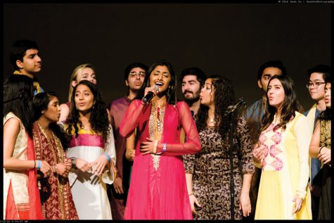 Annual SASA show promotes South Asian culture through satire of American reality show
