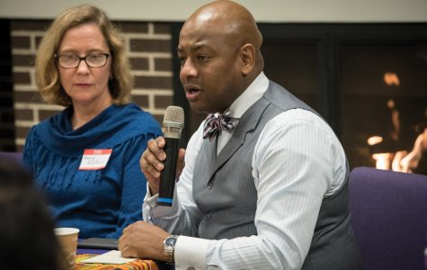Sheil panelists discuss faith's role in combatting racism