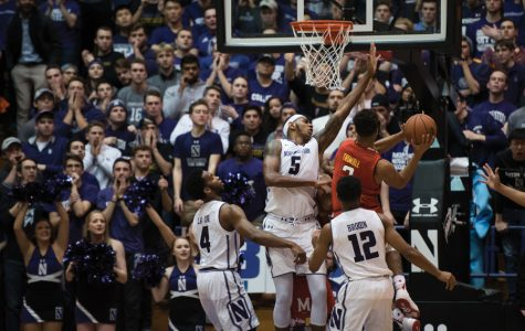 Men's Basketball: Melo Trimble shreds Northwestern's defense to the tune of 32 points