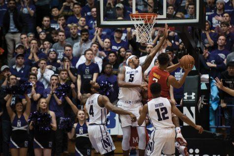 Men's Basketball: Melo Trimble shreds Northwestern's defense to the tune of 32 points