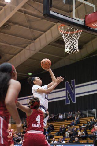 Women's Basketball: Northwestern's seniors find success in sendoff