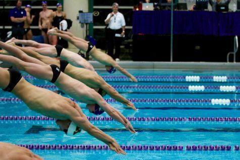 Men's Swimming: Wildcats kick off Big Ten championship Wednesday evening