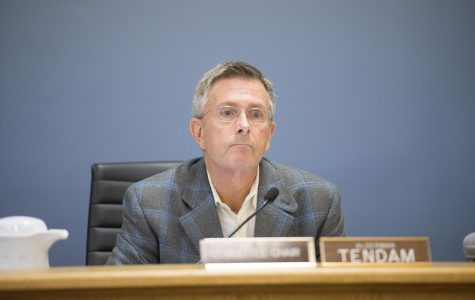 Tendam hopes to convey experience, dedication to city in mayoral race