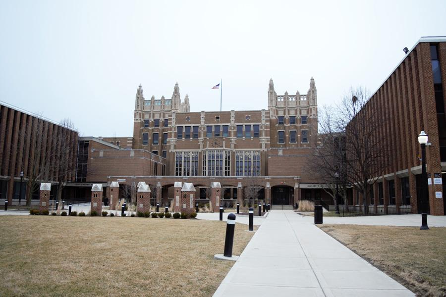 Evanston school district officials said Thursday they intended to review local policy following a directive from the Trump administration. The directive revoked protections allowing transgender students to use the bathrooms and locker rooms that align with their gender identity.