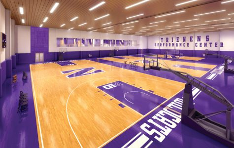 The Trienens Performance Center is slated to be included in an extensive renovation for Welsh-Ryan Arena. The renovations are made possible by donations from the We Will campaign and are set to begin after the 2016-2017 basketball season.