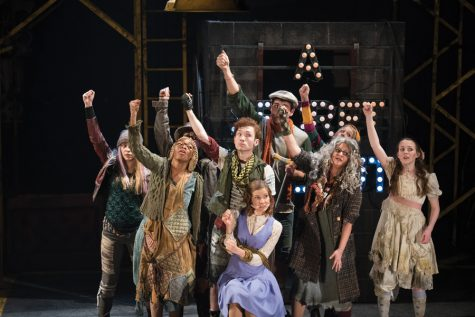 Urinetown cast satirizes musical theater, politics
