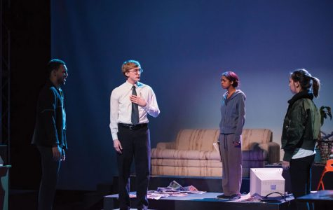 Themes of connection, empathy come to light through narratives of drug abuse in Spectrum's winter play