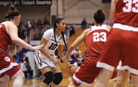 Women's Basketball: Northwestern looks for late run to solidify Big Ten standing