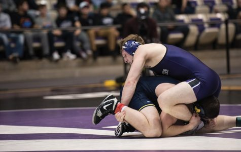 Wrestling: In final home match of career, Berkowitz looks to lead Wildcats to victory