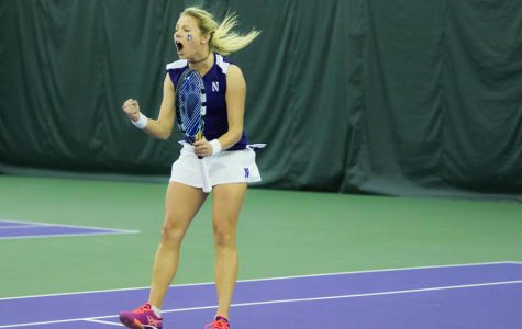 Women's Tennis: Northwestern drops pair of road matches against ranked opponents