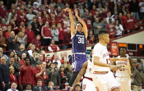 Men's Basketball: On precipice of history, Northwestern finds heartbreak