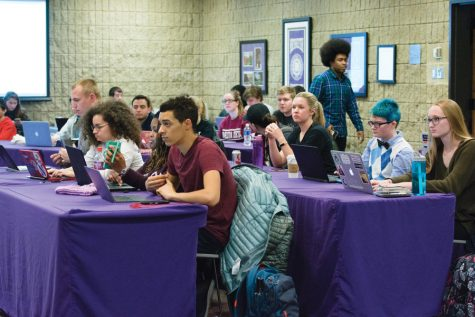ASG Senate sees rise in attendance after walkout