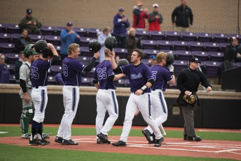 Baseball: Wetherbee's sterling performance leads Northwestern to low-scoring win