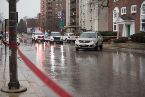 Northwestern student hit by car while crossing Clark Street