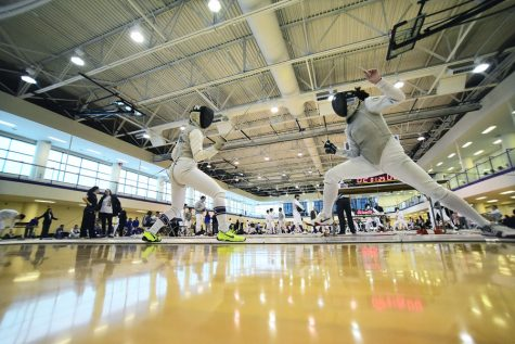 Fencing: Two Wildcats compete at NCAA Nationals
