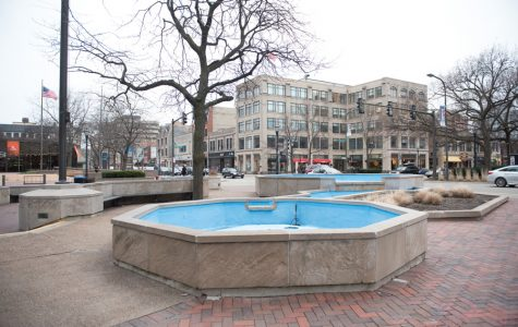 Fountain Square renovation to begin next week