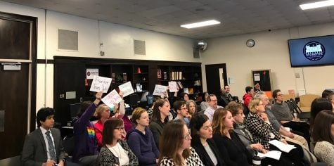 ETHS board to consider allowing students to choose locker room based on gender