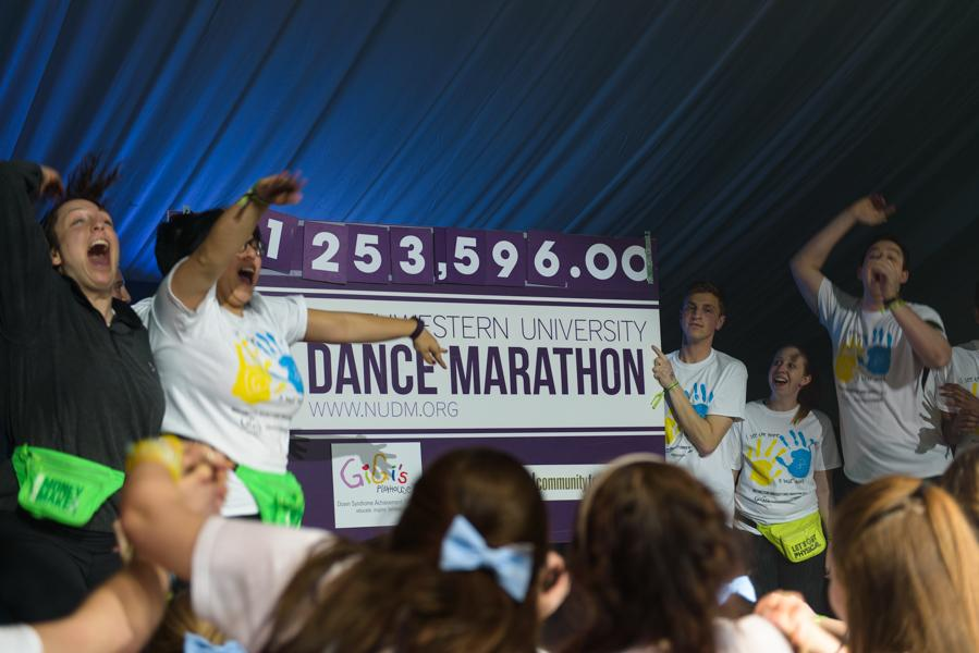 Students+reveal+the+final+total+for+Dance+Marathon+2017%3A+%241%2C253%2C596.+The+total+is+just+over+last+year%27s%2C+which+was+%241%2C201%2C216.+