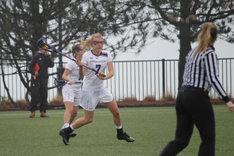 Women's Lacrosse: Offensive surge to be tested against Johns Hopkins