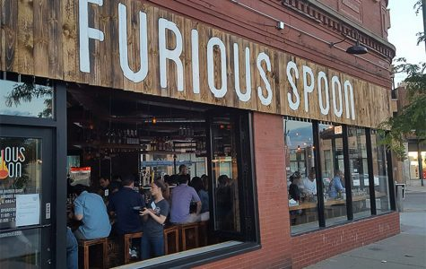 The scene outside Furious Spoon's Logan Square location. This fall, the ramen shop plans to open its doors in Evanston at 1700 Maple Ave.