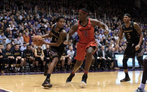 Men's Basketball: Pressure grows as Vic Law, Northwestern prepare for Michigan