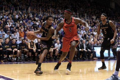 Men's Basketball: Pressure grows as Vic Law, Northwestern prepare for Michigan