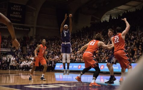 Men's Basketball: A look at Dererk Pardon's shooting trends