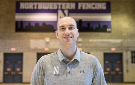 The Sideline: Zach Moss ushers in new era of Northwestern fencing