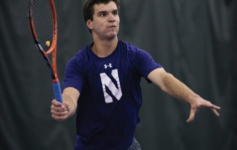 Men's Tennis: Away from home, Northwestern seeks return to winning ways