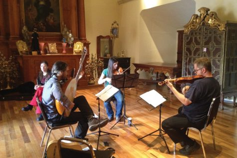 NU ensemble-in-residence celebrates life of 17th-century musical icon
