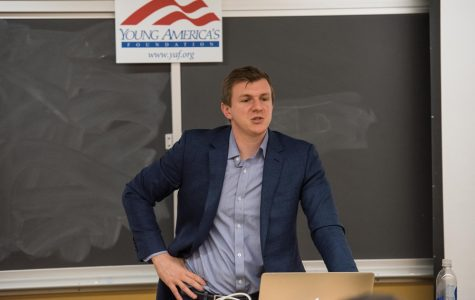 Project Veritas founder denounces mainstream media, calls for citizen journalism