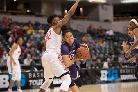 Women's Basketball: Wildcats fall to No. 1 seed Ohio State 99-68 in Big Ten Tournament quarterfinal
