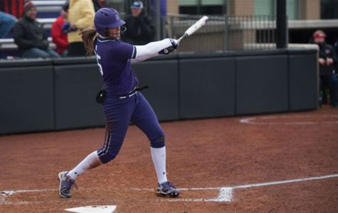 Softball: Wildcats roll past UIC, set up weekend clash with Michigan