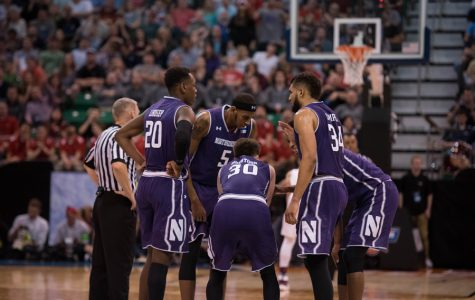 Men's Basketball: Season-ending loss sets stage for Northwestern's next chapter