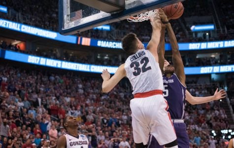 Men's Basketball: Missed goaltending call stalls Northwestern's comeback bid against Gonzaga