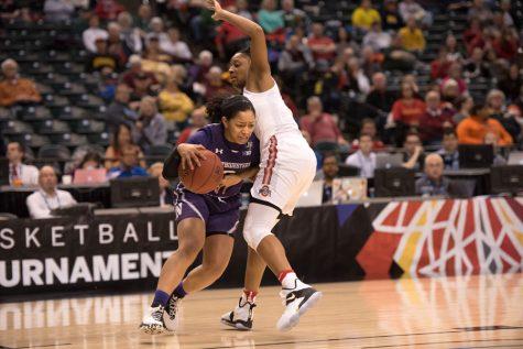 Women's Basketball: Turnovers doom Northwestern in ugly Big Ten Tournament loss