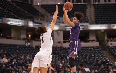 Women's Basketball: Nia Coffey leads senior charge in Northwestern's Big Ten Tournament opener