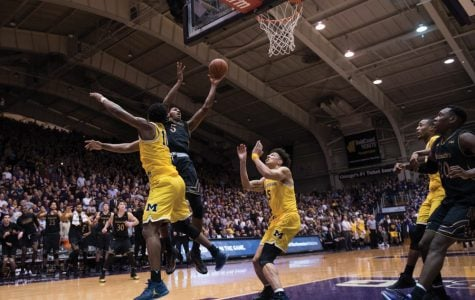Men's Basketball: Dererk Pardon's game-winner seals critical Northwestern win
