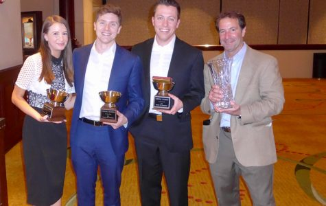 NU law students bring home fifth National Trial Competition win