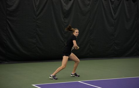 Women's tennis: Cats stay perfect in Big Ten with win over Rutgers