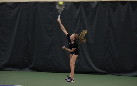 Women's Tennis: Cats look to continue undefeated conference streak going into weekend contests
