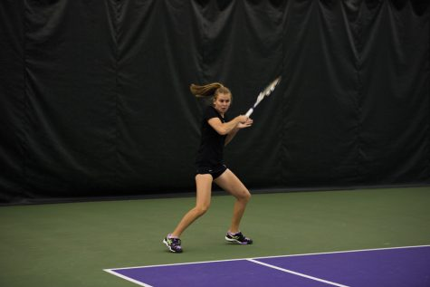 Women's Tennis: Wildcats prepare for competitive road stretch