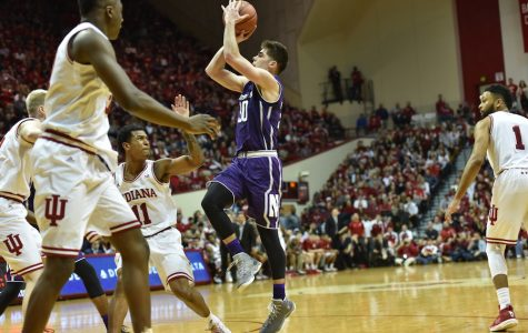Men's Basketball: Reviewing McIntosh's offensive arsenal