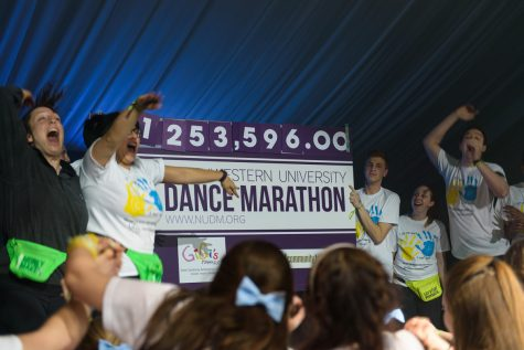 Captured: Dance Marathon 2017: 30 Photos in 30 Hours
