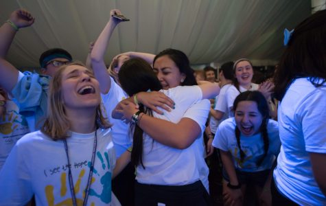 Dance Marathon 2017 raises over $1.2 million to support GiGi's Playhouse, Evanston Community Foundation