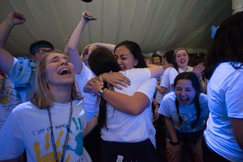 Dance Marathon 2017 raises over $1.2 million to support GiGi's Playhouse, Evanston Community Foundation