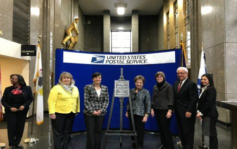 Post office dedicated to late progressive icon Abner Mikva