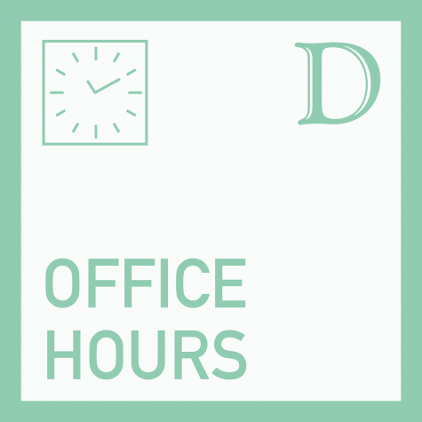 Office Hours: The Role of Poetry