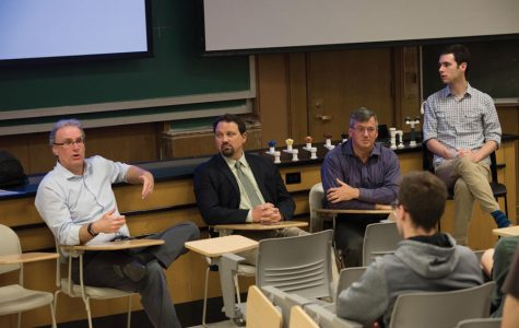 Students, panelists discuss mental health at Alpha Epsilon Pi event