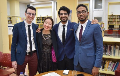 NU-Q student spends 2 weeks in Greece volunteering with refugees